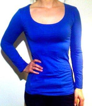 H&M Longsleeve blue