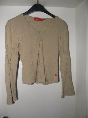 XX BY MEXX V-hals shirt camel