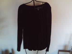 H&M L.O.G.G. Long Shirt black