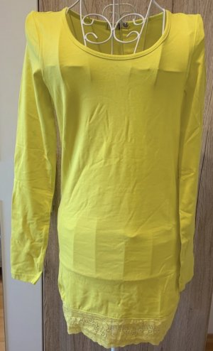 AJC Long Shirt yellow