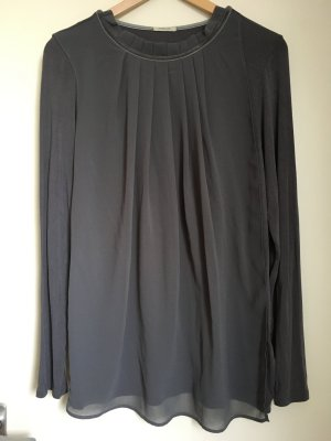 Intimissimi Long Shirt dark grey-grey