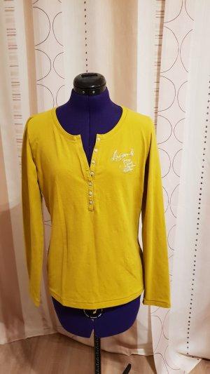 Arqueonautas Shirt met lange mouwen zandig bruin
