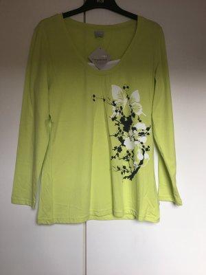 Langarmshirt Shirt *Gr. 42* Grün *KangaROOS*