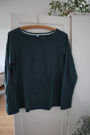 Boden T-shirt petrolio