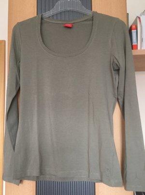 Esprit T-Shirt grey cotton