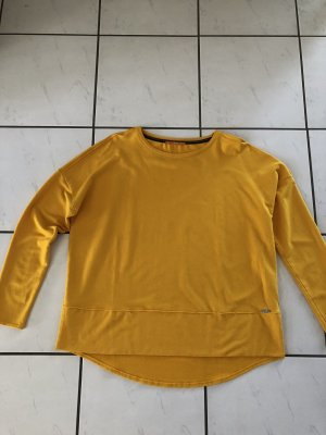 HUGO Hugo Boss Camisa larga amarillo