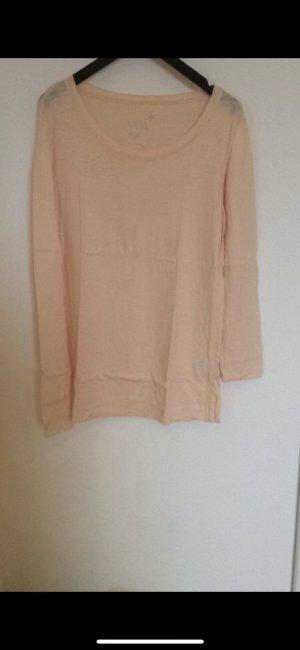 Juvia Camicia rosa pallido-albicocca