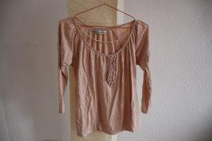 Langarmshirt von Zara Organic Cotton, Größe L
