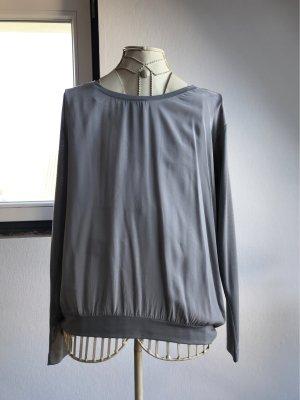 Sandwich Long Shirt light grey