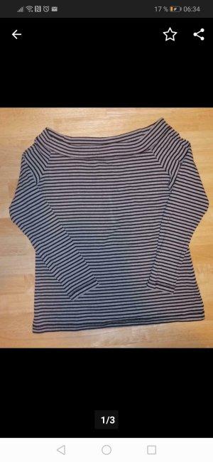 H&M Boothalsshirt veelkleurig