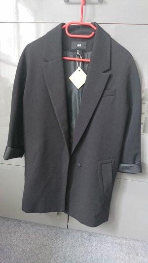 Lange, blazerartige Jacke