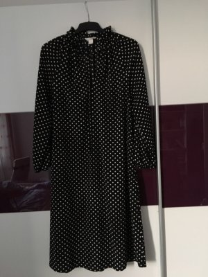 H&M Tunic black-white