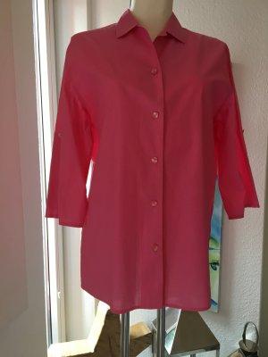 Lange Bluse in pink von *Verse* in Gr. 40