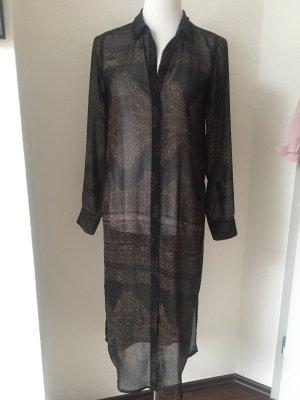 Lange Bluse Marke Zara