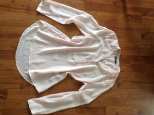 Lange Bluse, rosa