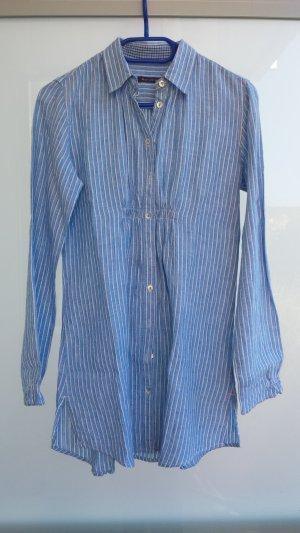 Lange Bluse Shirt gestreift