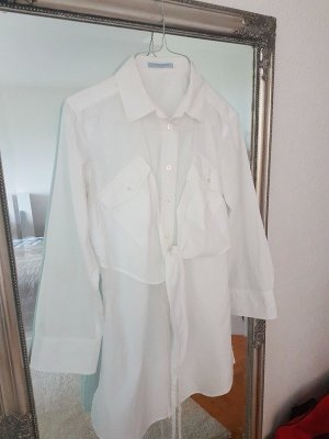 Strenesse Blouse portefeuille blanc