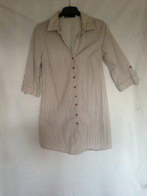 lange Bluse von Vero Moda 3/4 Arm gestreift Gr. M