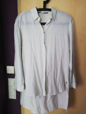 Lange Bluse von Zara, gr 36