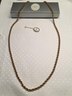 Christian Dior Catenina oro Metallo