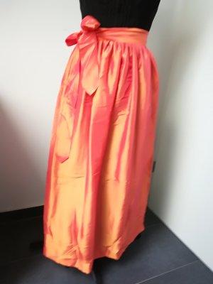 Berwin & Wolff Traditionele jurk neonoranje
