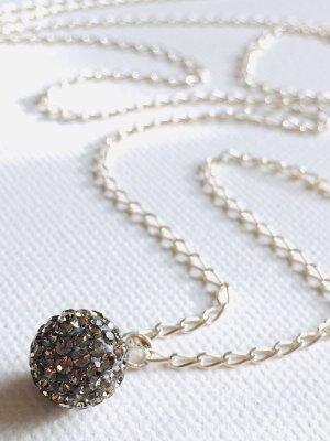 Silver Chain silver-colored-grey