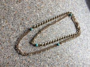 Chain silver-colored