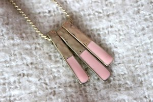 Gold Chain gold-colored-pink