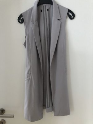 Long Jacket light grey