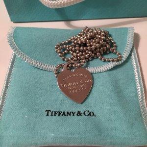 lange Herzkette von Tiffany&Co