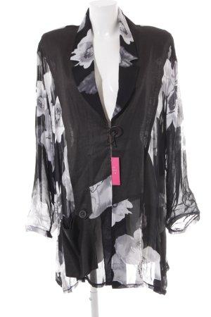 Long Jacket floral pattern vintage products