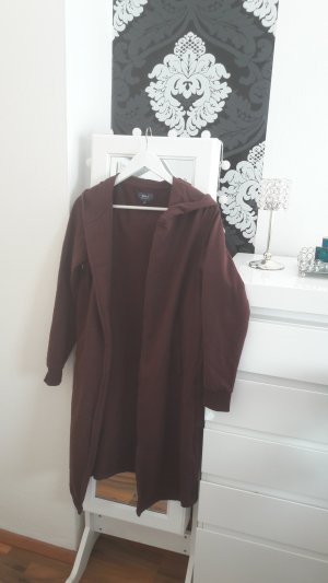Only Long Jacket bordeaux-brown red