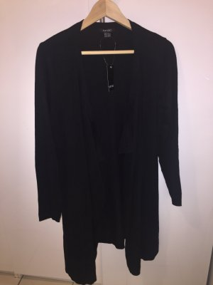 Esmara Knitted Cardigan black viscose
