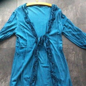 Lange Jacke, used Look