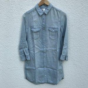Lange Jeansbluse/-hemd - nie getragen!