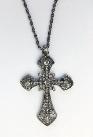 Lange Kruzifix-Kette