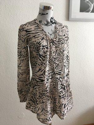 Lange Leopardenbluse H&M