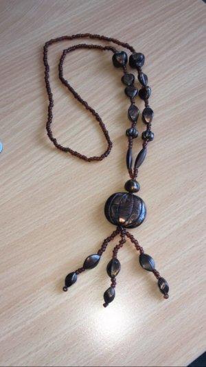 Lange Perlen - Kette