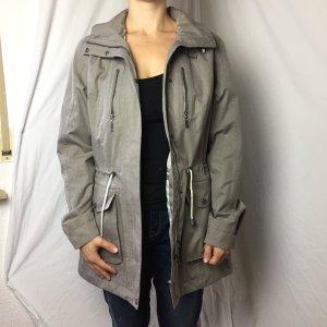 Schöffel Raincoat light grey-grey