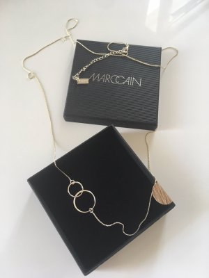 Marc Cain Ketting zilver