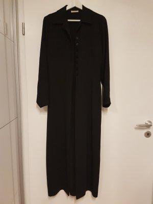 lange schwarze Blusenjacke