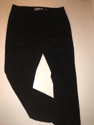 Lange schwarze Hose