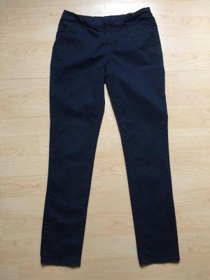 Lange Stoffhose Esprit dunkelblau Größe 38