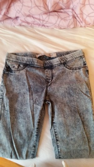 Lange Stretch Jeans Hose