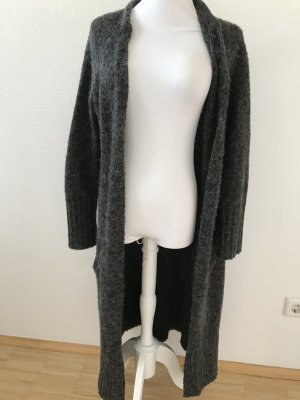 Lange Strickjacke