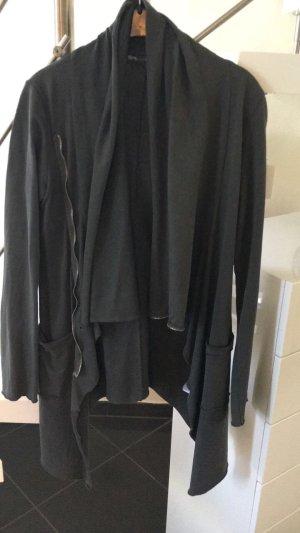 SusyMix Veste chemise gris anthracite-gris