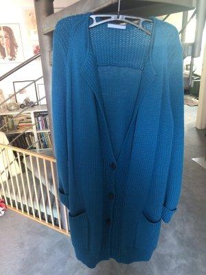 Lange Strickjacke super weiche Wolle
