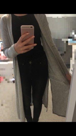 Lange Strickjacke von H und M