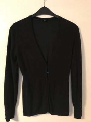 Lange Strickjacke von more & more