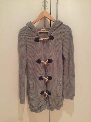 Kafé Stigur Long Sweater light grey